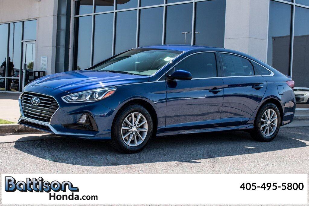 2019_Hyundai_Sonata_SE_ Oklahoma City OK