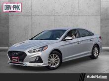 2019_Hyundai_Sonata_SE_ Roseville CA