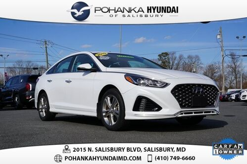 2019_Hyundai_Sonata_SEL **ONE OWNER**CERTIFIED**_ Salisbury MD