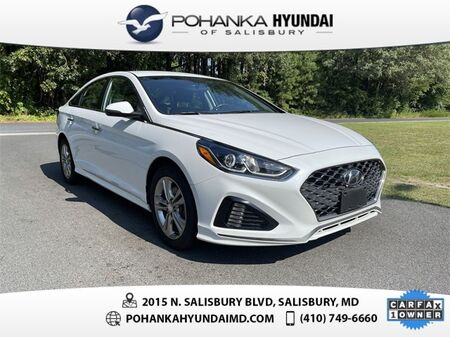 2019_Hyundai_Sonata_SEL **ONE OWNER**CERTIFIED**_ Salisbury MD