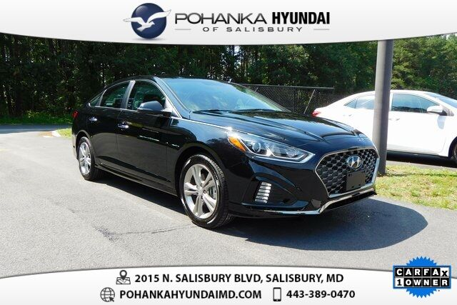 2019 Hyundai Sonata SEL **ONE OWNER**CERTIFIED** Salisbury MD