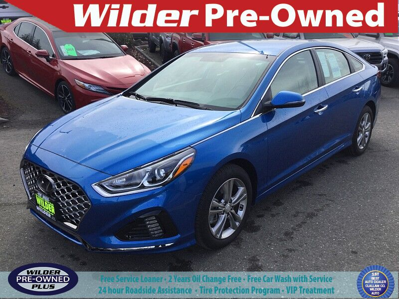 2019 Hyundai Sonata SEL Port Angeles WA