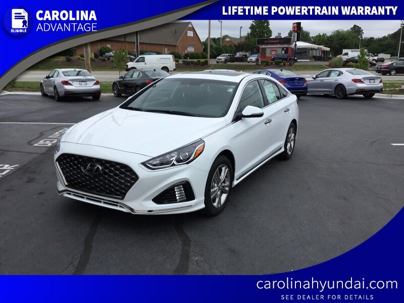 2019 Hyundai Sonata Sport High Point NC