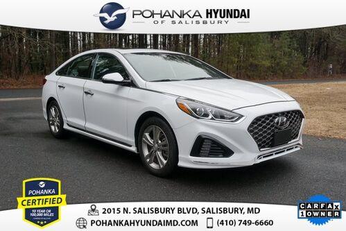 2019_Hyundai_Sonata_Sport **ONE OWNER**_ Salisbury MD