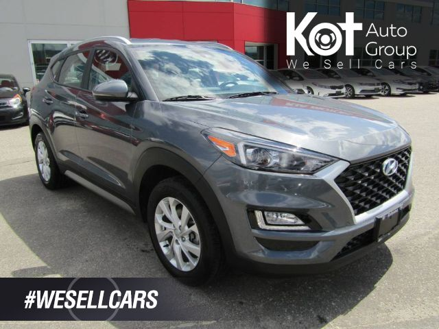 2019 Hyundai TUCSON PREFERRED! SPORT! NO ACCIDENTS! LOCAL UNIT! BLINDSPOT DETECTION! BACKUP CAM! HEATED SEATS! SPORT EDITION! Kelowna BC