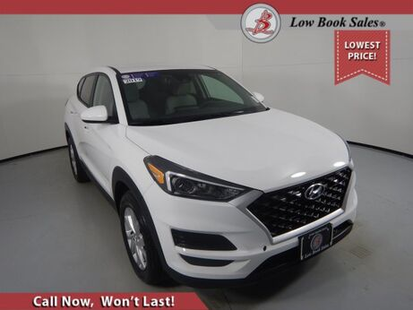 2019_Hyundai_TUCSON_SE_ Salt Lake City UT