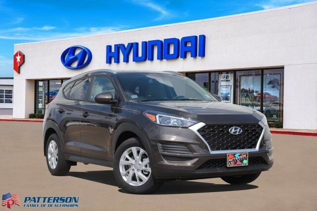 2019 Hyundai Tucson 4DR FWD VALUE Wichita Falls TX