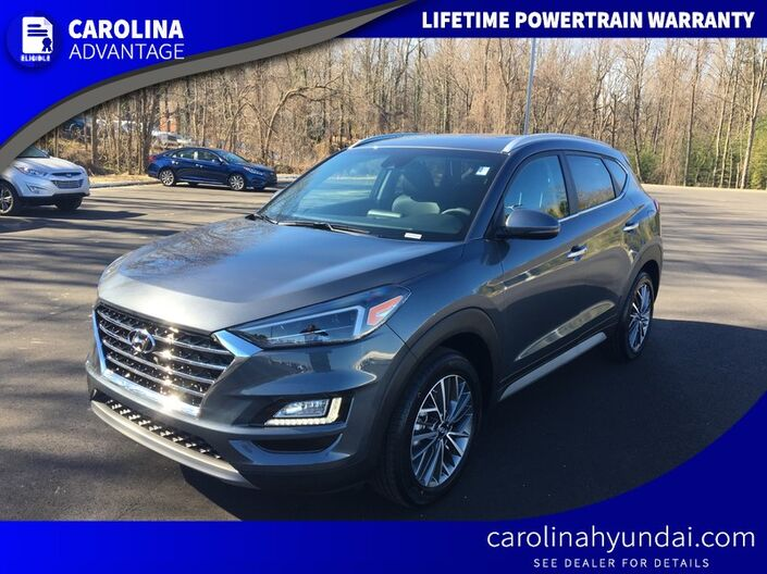 2019 Hyundai Tucson Limited High Point NC