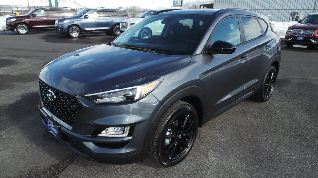2019 Hyundai Tucson Night Edition  Yakima WA