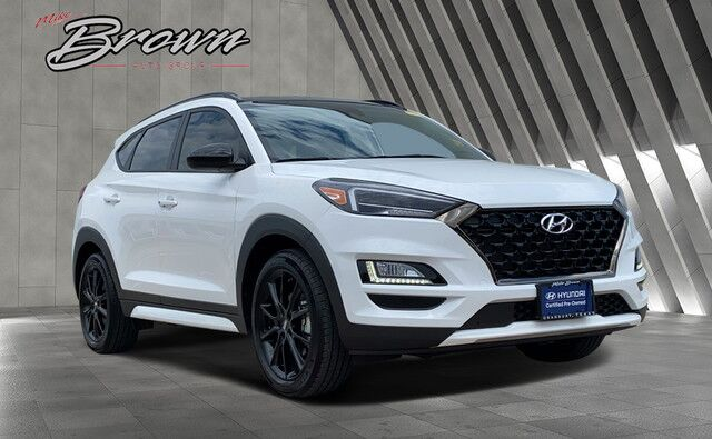 2019 Hyundai Tucson Night Granbury TX