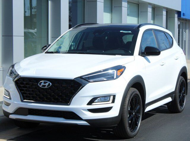 2019 Hyundai Tucson Night Green Bay WI