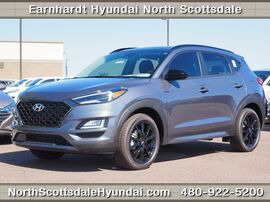 2019_Hyundai_Tucson_Night_ Phoenix AZ