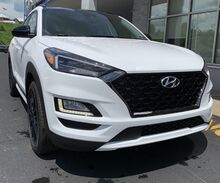 2019_Hyundai_Tucson_Night_ Washington PA
