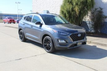2019_Hyundai_Tucson_Night_ Cape Girardeau