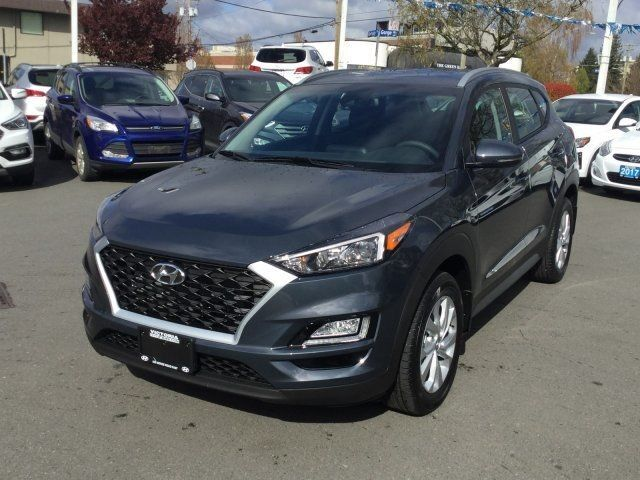 2019 Hyundai Tucson Preferred AWD Kelowna BC
