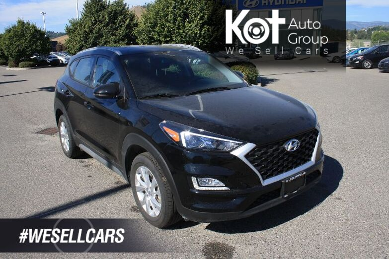 2019 Hyundai Tucson Preferred BLUETOOTH! LANE CHANGE ASSIST! BACKUP CAMERA! BLINDSPO Kelowna BC