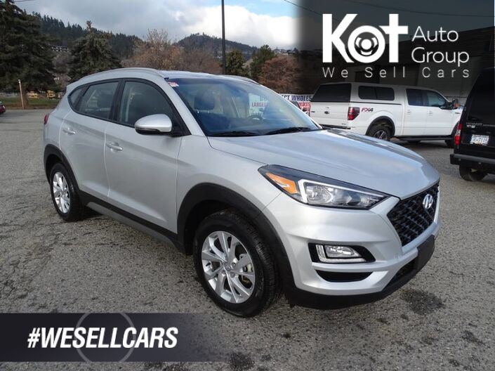 2019 Hyundai Tucson Preferred, Heated Seats and Steering Wheel, Back-up Camera, Perimeter Alarm, No Accidents! Kelowna BC