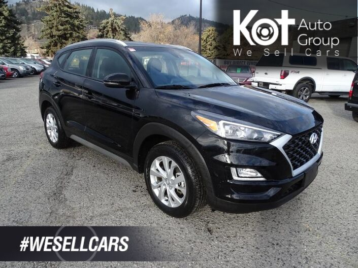 2019 Hyundai Tucson Preferred, Heated Seats and Steering Wheel, Perimeter Alarm, No Accidents, Back-up Camera Kelowna BC