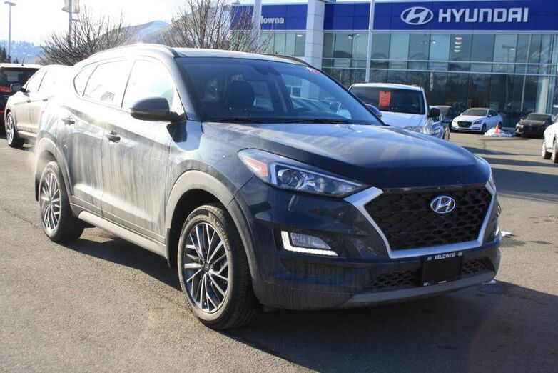 2019 Hyundai Tucson Preferred Kelowna BC