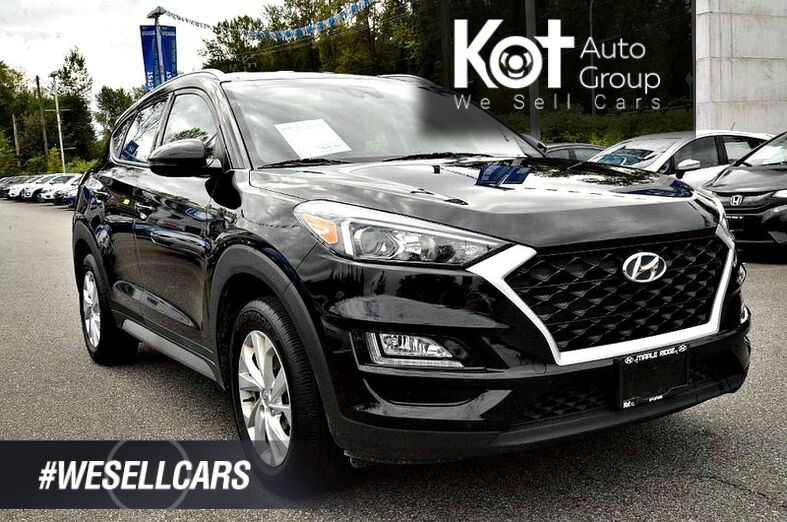 2019 Hyundai Tucson Preferred Maple Ridge BC