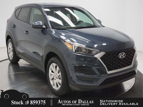 2019_Hyundai_Tucson_SE BACK-UP CAMERA,17IN WHLS,BTOOTH_ Plano TX