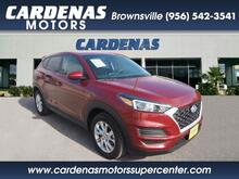 2019_Hyundai_Tucson_SE_ Brownsville TX