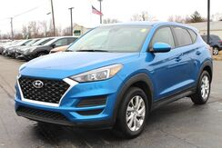 2019_Hyundai_Tucson_SE_ Fort Wayne Auburn and Kendallville IN