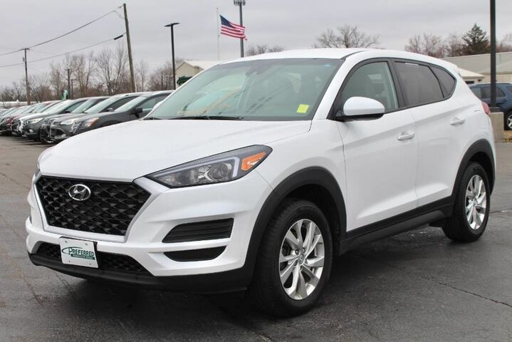 2019 Hyundai Tucson SE Fort Wayne Auburn and Kendallville IN