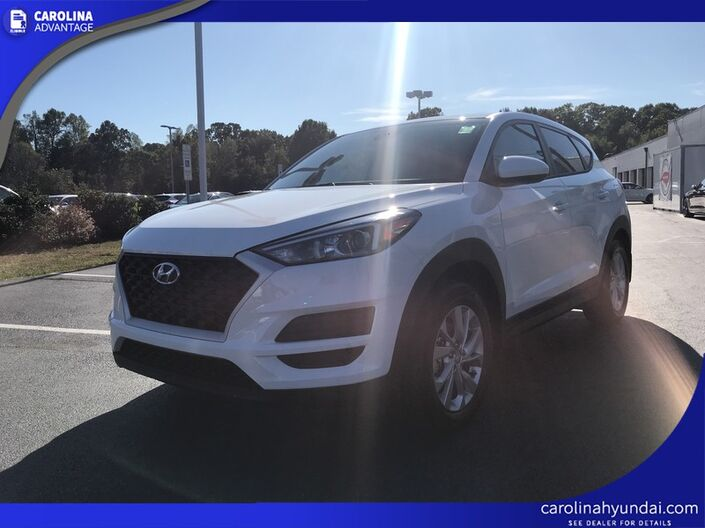 2019 Hyundai Tucson SE High Point NC