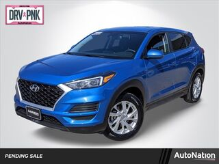 2019_Hyundai_Tucson_SE_ Littleton CO