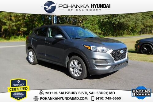 2019_Hyundai_Tucson_SE **ONE OWNER**_ Salisbury MD