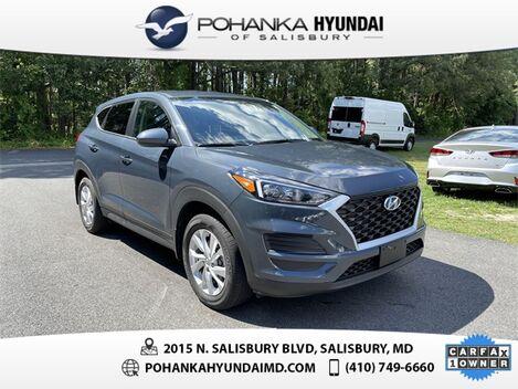 2019_Hyundai_Tucson_SE **ONE OWNER**CERTIFIED**_ Salisbury MD