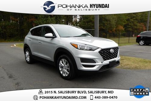 2019_Hyundai_Tucson_SE **ONE OWNER**CERTIFIED**_ Salisbury MD