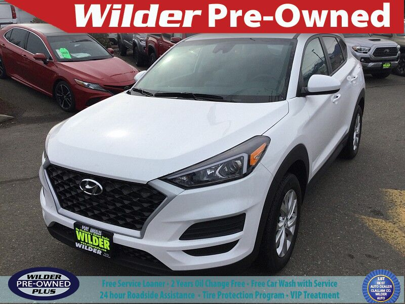 2019 Hyundai Tucson SE Port Angeles WA
