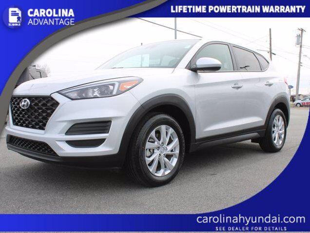 2019 Hyundai Tucson SE Wilkesboro NC