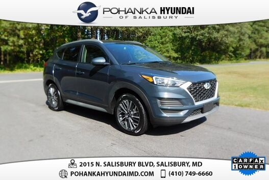 2019_Hyundai_Tucson_SEL **ONE OWNER**HEATED SEATS**CERTIFIED**_ Salisbury MD