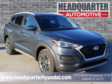 2019_Hyundai_Tucson_SEL_ Orlando FL