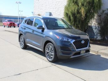 2019_Hyundai_Tucson_SEL_ Cape Girardeau