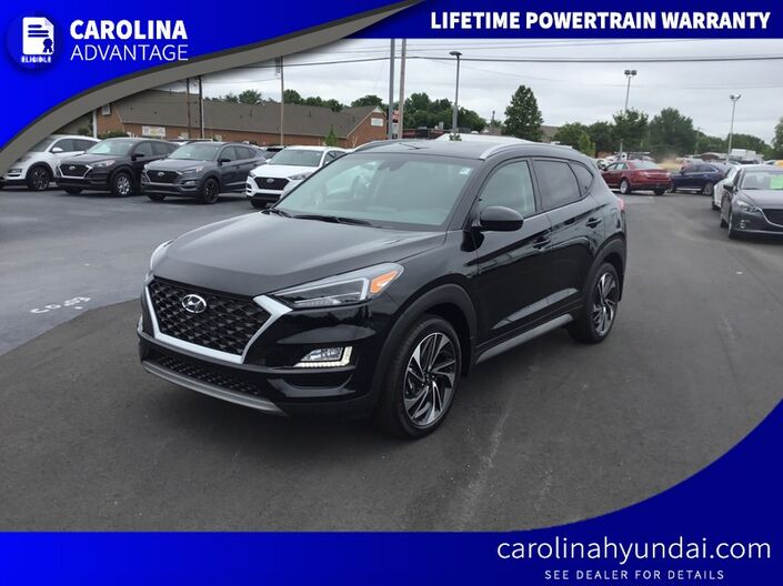 2019 Hyundai Tucson Sport High Point NC