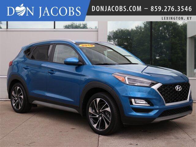 2019 Hyundai Tucson Sport Lexington KY