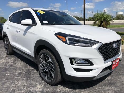 2019_Hyundai_Tucson_Sport_ McAllen TX