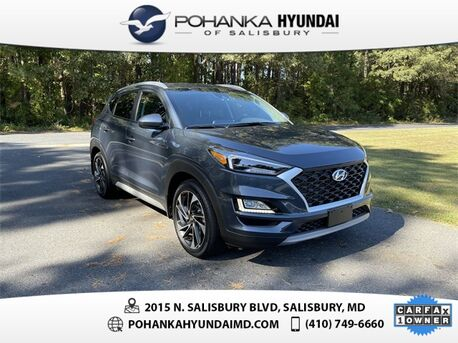 2019_Hyundai_Tucson_Sport **ONE OWNER**CERTIFIED**_ Salisbury MD