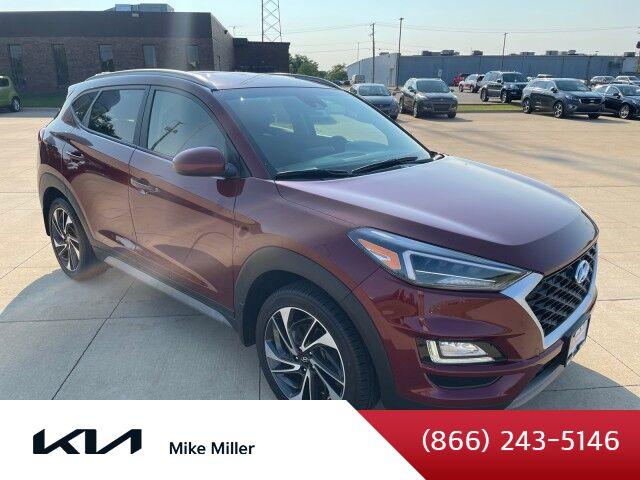 2019 Hyundai Tucson Sport Peoria IL