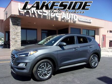 2019 Hyundai Tucson Ultimate AWD Colorado Springs CO
