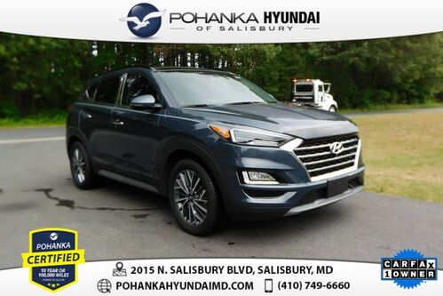 2019_Hyundai_Tucson_Ultimate **ONE OWNER**_ Salisbury MD