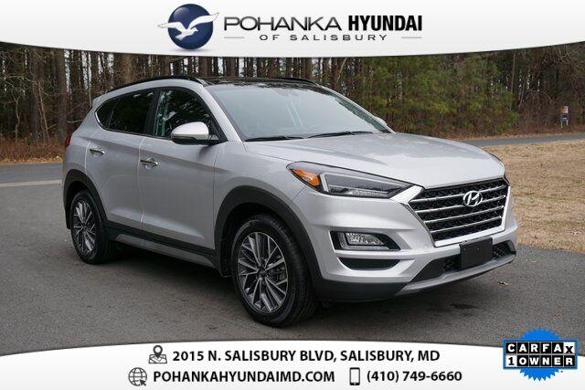 2019 Hyundai Tucson Ultimate **ONE OWNER**CERTIFIED** Salisbury MD