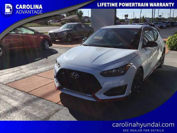 2019 Hyundai Veloster N High Point NC