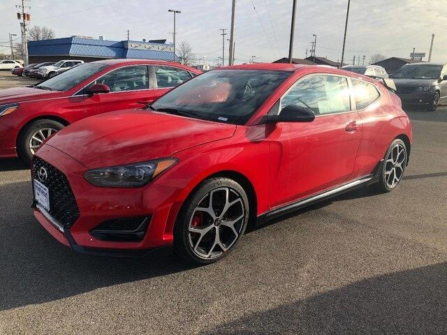 2019 Hyundai Veloster N Marion OH
