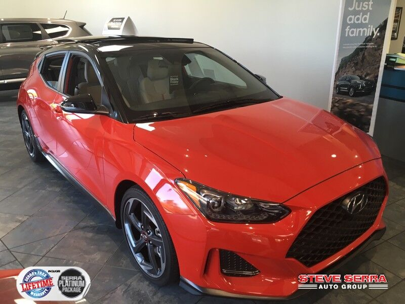 2019 Hyundai Veloster TURBO ULTIMATE DCT