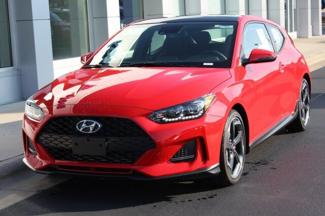 2019 Hyundai Veloster Turbo Green Bay WI